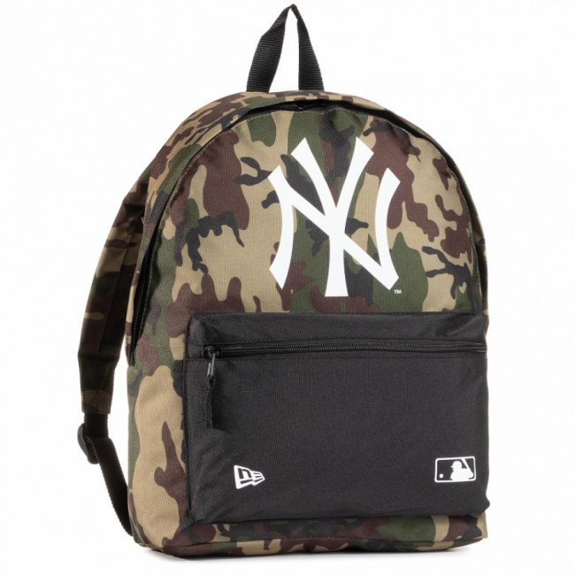 Ruksak NEW ERA - Disti Entry Camo Bag Neyyan 12381180  Zelená