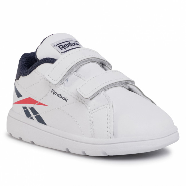 Topánky Reebok - Royal Complete Cln 2. FW8907 White/Conavy/Vecred