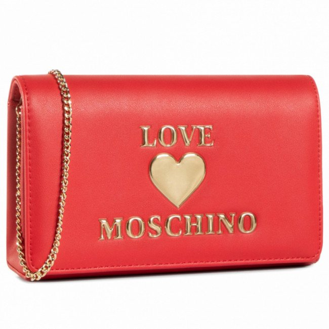 Kabelka LOVE MOSCHINO - JC4057PP1BLE0500 Rosso