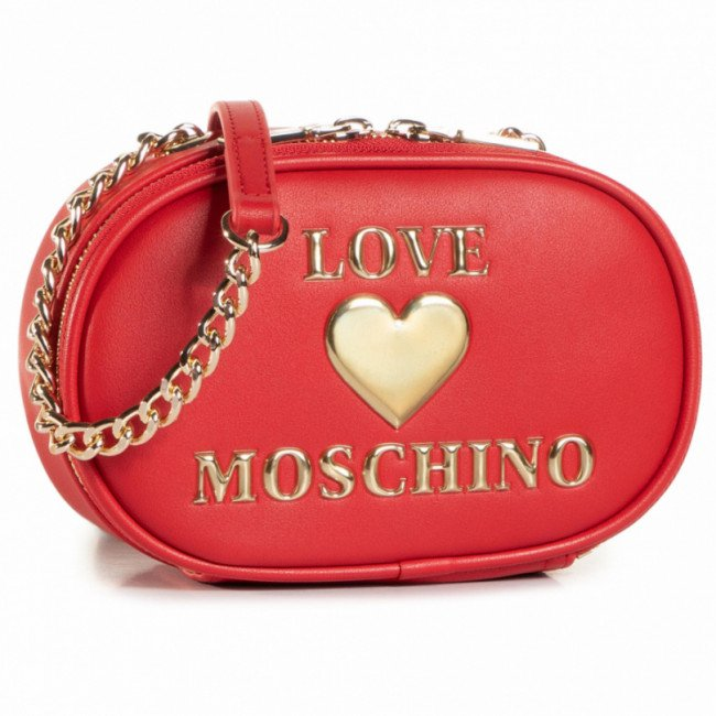 Kabelka LOVE MOSCHINO - JC4031PP1BLE0500  Rosso