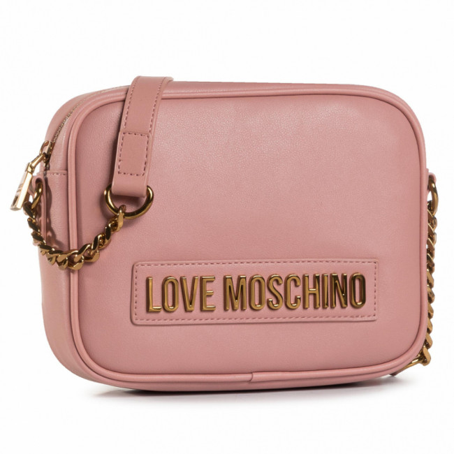 Kabelka LOVE MOSCHINO - JC4071PP1BLK0621  Rosa Scuro