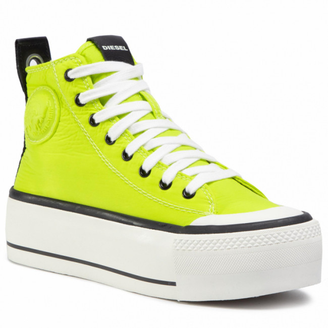 Tramky DIESEL - S-Astico Mc Wedge Y02380 P3392 H1403 Yellow Fluo