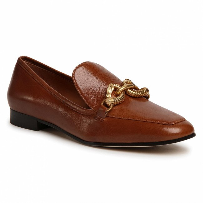 Lordsy TORY BURCH - Jessa 20mm Loafer 74028 Syrup 204