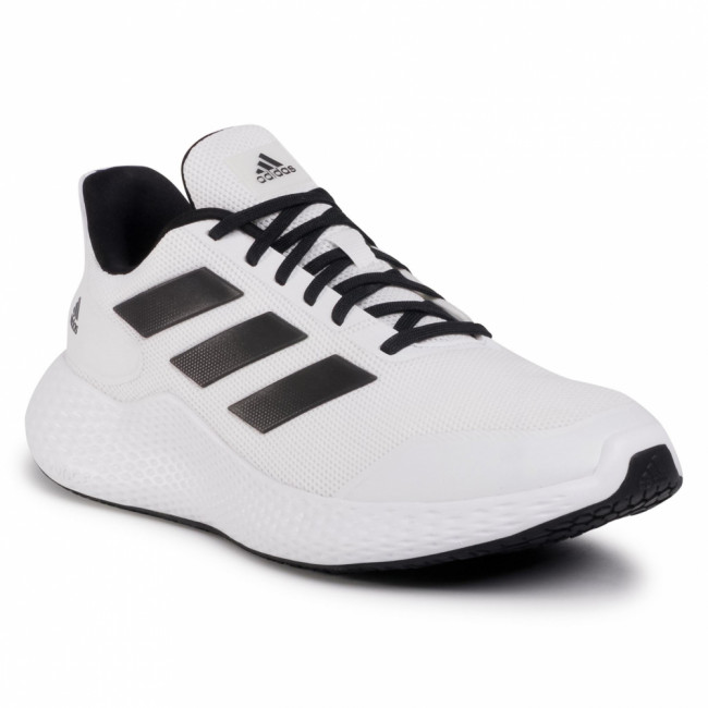 Topánky adidas - Edge Gameday EH3369 Cloud White/Core Black/Grey Three