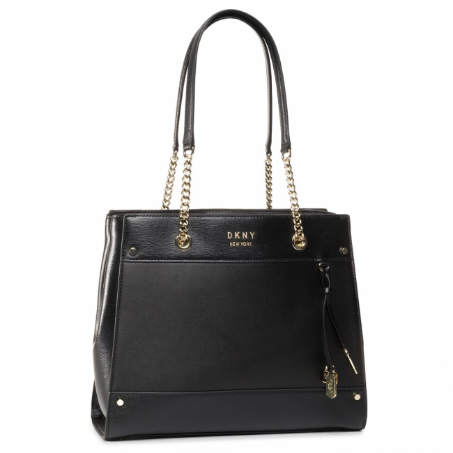Kabelka DKNY - Thelma Tote R02A3I90  Blk/Gold BGD