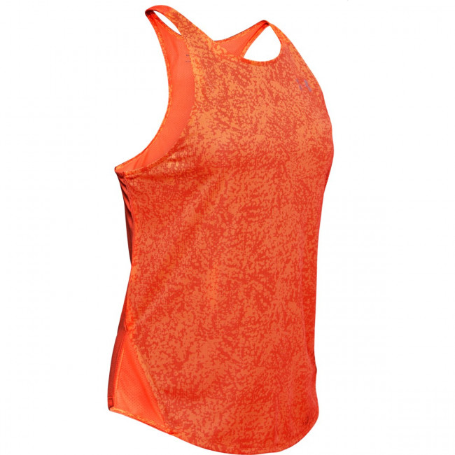 Tielko Under Armour Speed Stride Printed Tank-Red