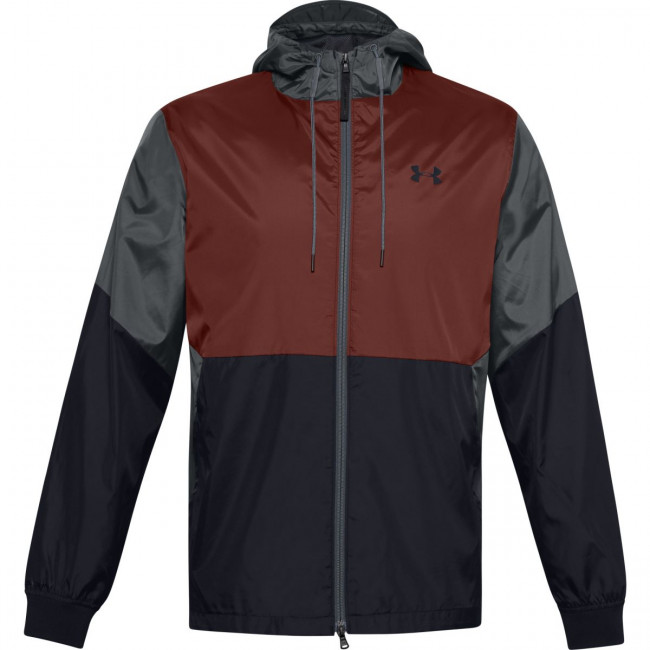 Bunda Under Armour UA LEGACY WINDBREAKER-RED