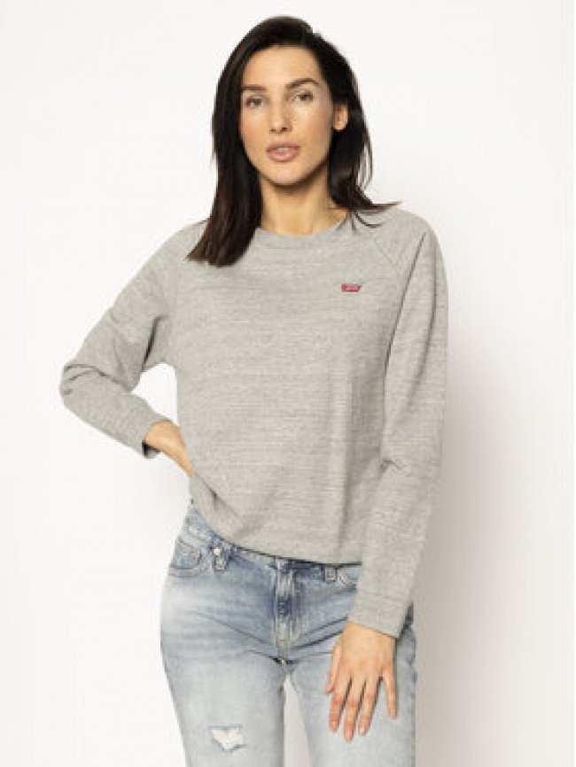 Levi's® Mikina Crewneck 85626-0000 Sivá Regular Fit