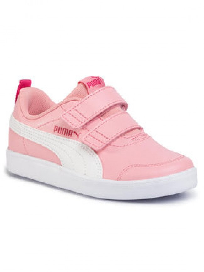 Puma Sneakersy Courtflex V2 V Ps 371543 03 Ružová