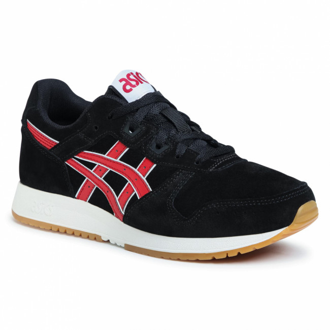 Sneakersy ASICS - Lyte Classic 1201A103 Black/Cranberry 002