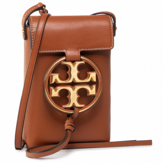 Kabelka TORY BURCH - Miller Metal Phone Crossbody 61183 Aged Camello 268