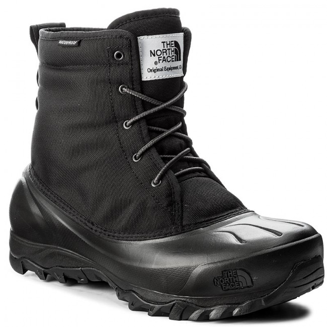 Snehule THE NORTH FACE - Tsumoru Boot T93MKSZU5  Tnf Black/Dark Shadow Grey