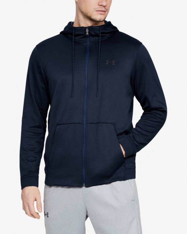 Under Armour Armour Fleece® Mikina Modrá