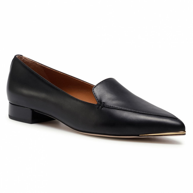 Poltopánky TORY BURCH - Lila 20mm Loafer 74328 Perfect Black/Perfect Black/Perfect Blac 008