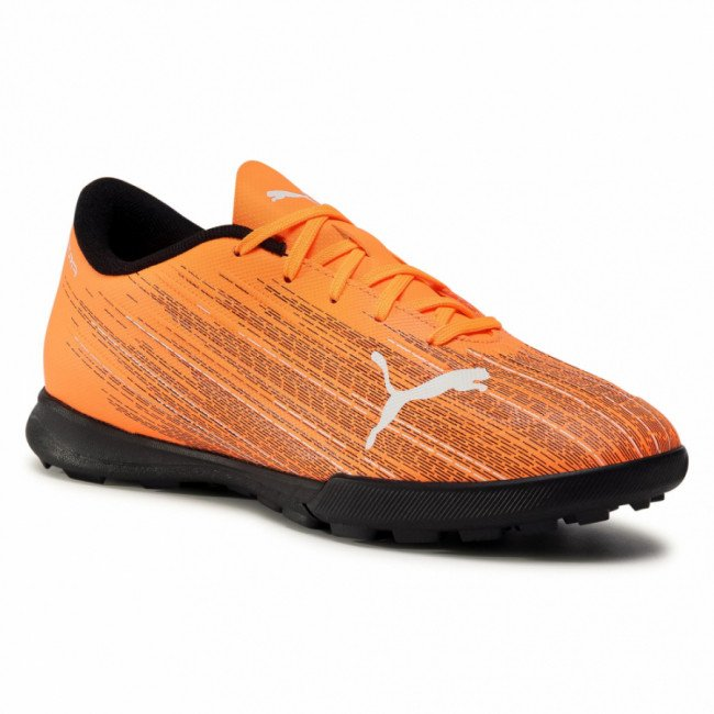 Topánky PUMA - Ultra 4.1 TT Jr 106103 01  Shocking Orange/Puma Black