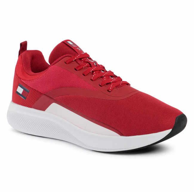 Sneakersy TOMMY SPORT - Ts Sport 2 FD0FD00004 Primary Red XLG