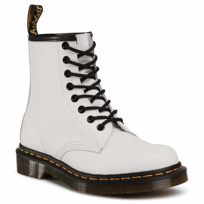 Glady DR. MARTENS - 1460 Smooth 11822100  White
