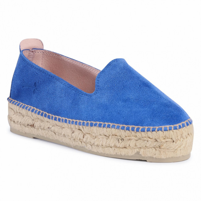Espadrilky MANEBI - Slippers D M 3.5 D0 Electric Blue