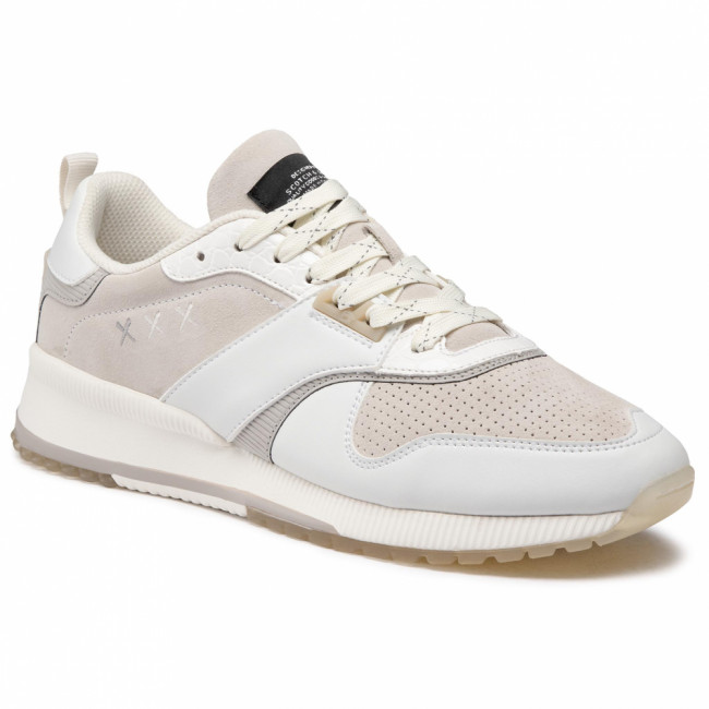 Sneakersy SCOTCH & SODA - Vivex 21831218 Bright White S290