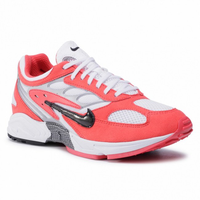Topánky NIKE - Air Ghost Racer AT5410 601 Track Red/Black/White