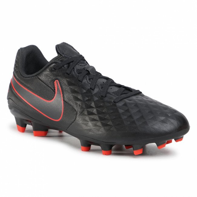 Topánky NIKE - Legend 8 Academy Fg/Mg AT5292 060 Black/Dk Smoke Grey/Chile Red