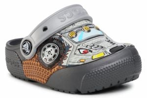 Šľapky CROCS - Crocsfunlab Lights 204133 Monster