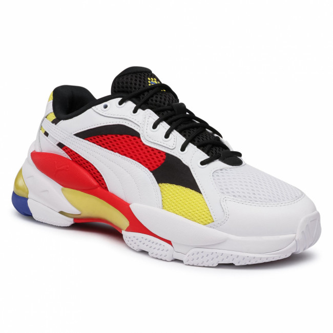 Sneakersy PUMA -  Lqd Cell Epsilon 371909 01 Puma White/High Risk Red