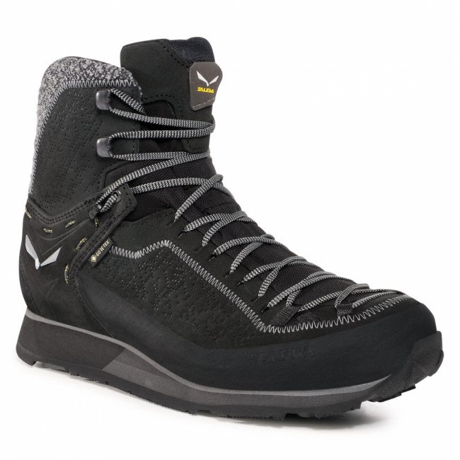 Trekingová obuv SALEWA - Ms Mtn Trainer 2 Winter Gtx GORE-TEX 61372-0971 Black/Black