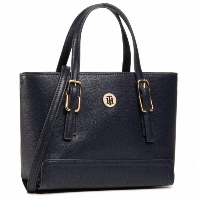 Kabelka TOMMY HILFIGER - Honey Small Tote AW0AW08805  CJM