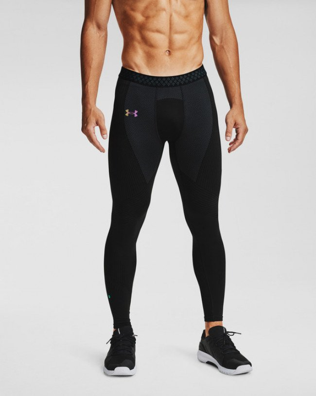 Under Armour Rush Seamless Legínsy Čierna
