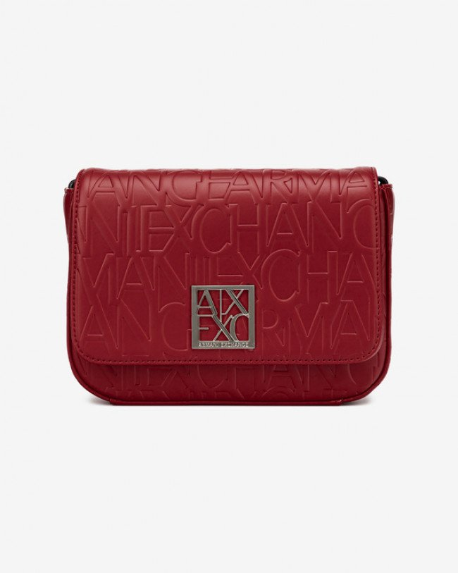 Armani Exchange Cross body bag Červená