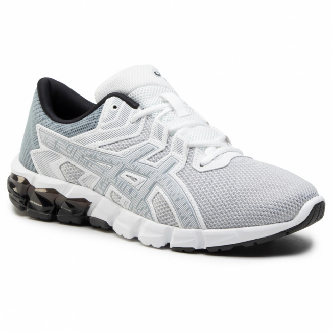 Topánky ASICS - Gel-Quantum 90 2 1021A193  White/Sheet Rock