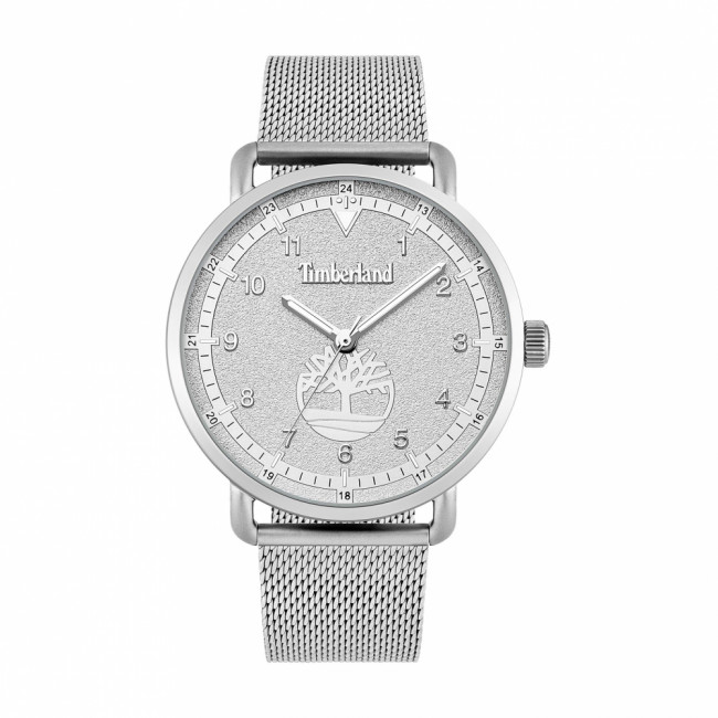 Hodinky TIMBERLAND - Robbinston 15939JS/79MM Silver/Silver