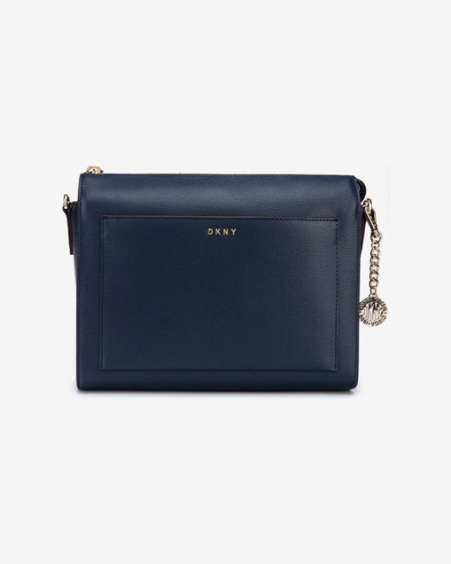 DKNY Bryant Cross body bag Modrá