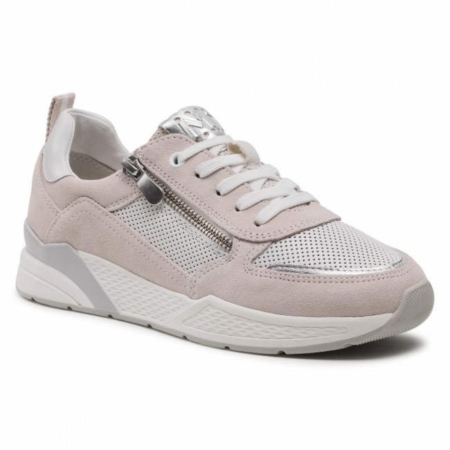 Sneakersy MARCO TOZZI - 2-23735-26 Offwhite Comb 111