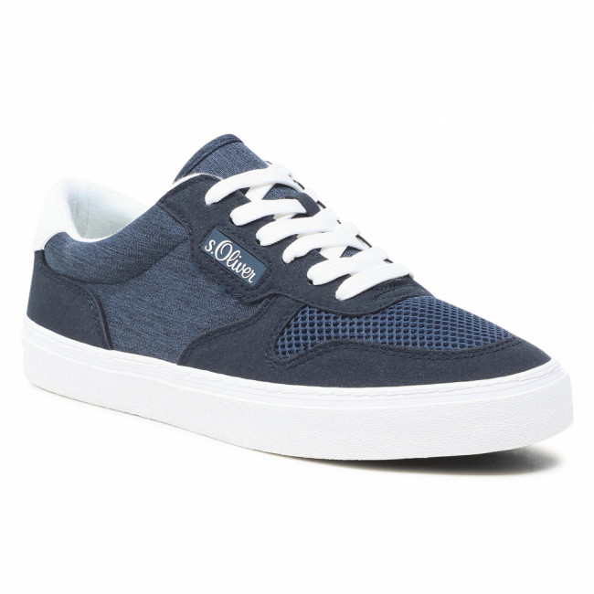 Sneakersy S.OLIVER - 5-13602-36 Navy 805