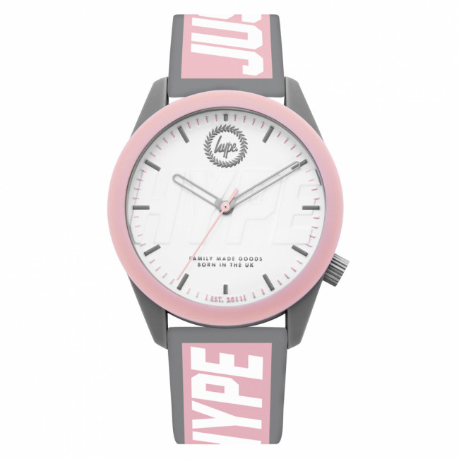 Hodinky HYPE - HYL018PW Pink/Pink