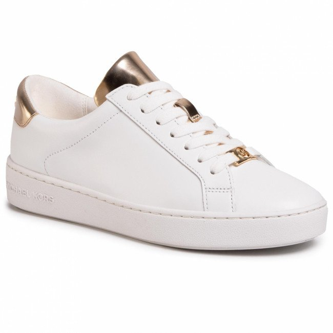 Sneakersy MICHAEL MICHAEL KORS - Irving Lace Up 43S5IRFS2L  Opt/Plgold
