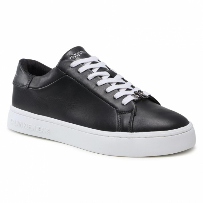 Sneakersy CALVIN KLEIN JEANS - Cupsole YM0YM00084 Black BDS