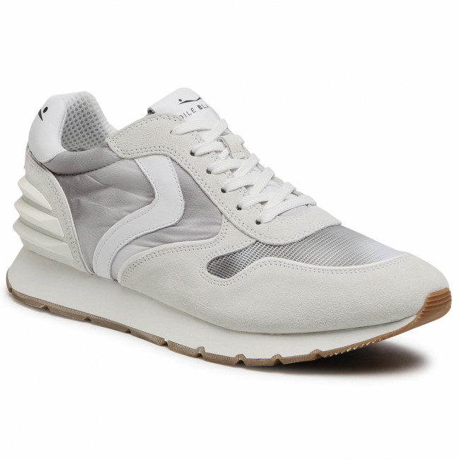 Sneakersy VOILE BLANCHE - Liam Power 0012015677.06.1N14 White/Ice