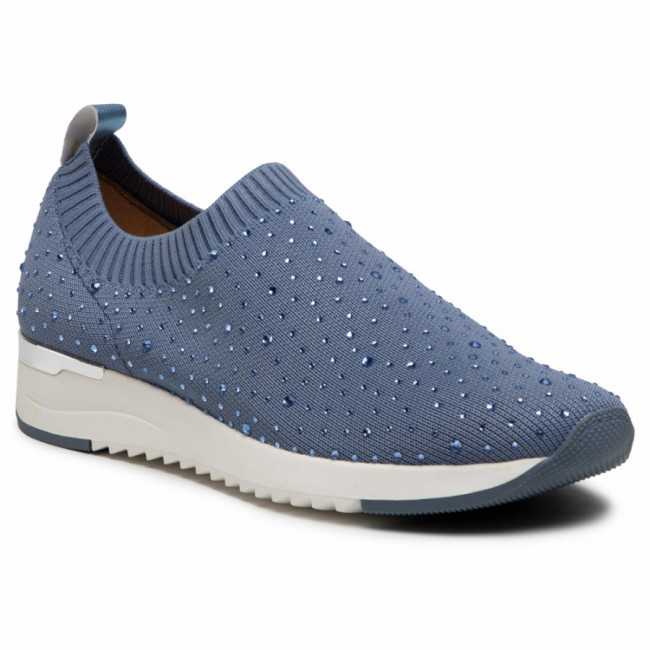Sneakersy CAPRICE - 9-24700-26 Jeans Knit 832