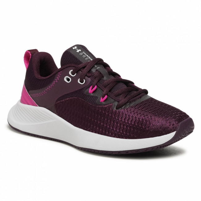 Topánky UNDER ARMOUR - Ua W Charged Breathe Tr 3 3023705-500 Violet