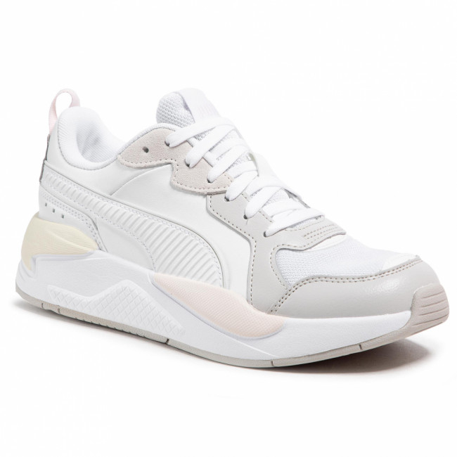 Sneakersy PUMA - X-Ray Game 372849 04 White/Gray/V-Rosewater/Wht