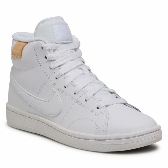 Topánky NIKE - Court Royale 2 Mid CT1725 100 White/White