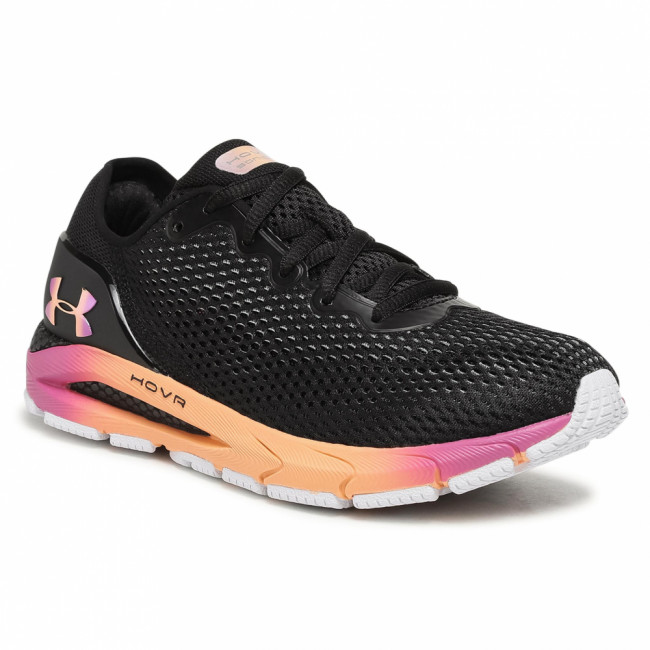 Topánky UNDER ARMOUR - Ua W Hovr Sonic 4 Clr Sft 3023998-001 Blk