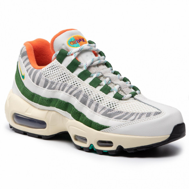Topánky NIKE - Air Max 95 Era CZ9723 100 Sail/New Green/Forest Green