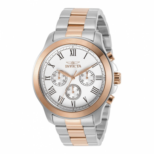Hodinky INVICTA WATCH - Specialty 21660 Silver/Rose Gold