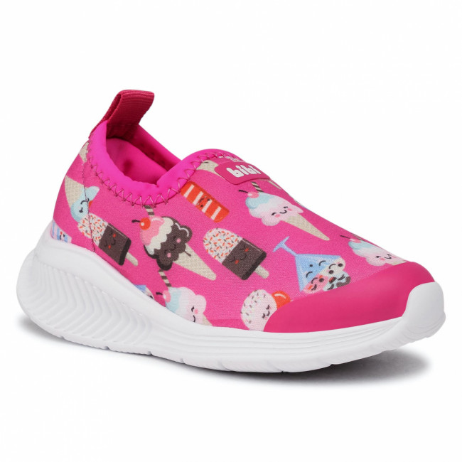 Sneakersy BIBI - Fly Baby 1136049 Print/Pink New