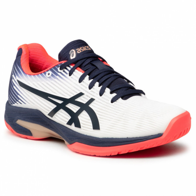 Topánky ASICS - Solution Speed Ff 1042A002 White/Peacoat 102