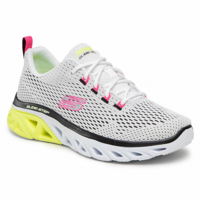 Topánky SKECHERS - Sweeter Days 149550/WBKY White/Black/Yellow